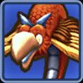 ロック鳥アイコン