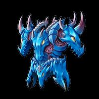 凍鎧八竜の全体