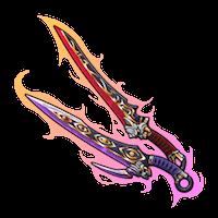 伊賀刀×甲賀刀の全体