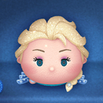 雪の女王エルサ_アイコン