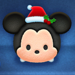 クリスマスミッキー_アイコン