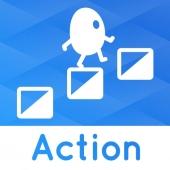 【アクション】おすすめ無料ゲームアプリまとめのアイキャッチ