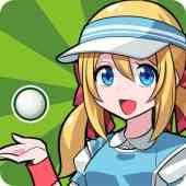 机でゴルフ