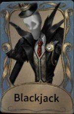 リッパーの衣装「Blackjack」アイコン