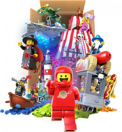 LEGO® Legacy: Heroes Unboxedの画像