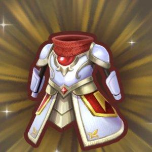 聖騎士のアーマー