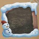 アイコン枠画像「雪祭り」