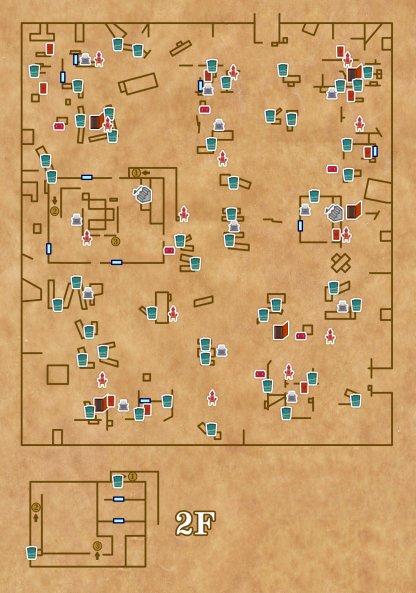 全体マップ「レオの思い出」