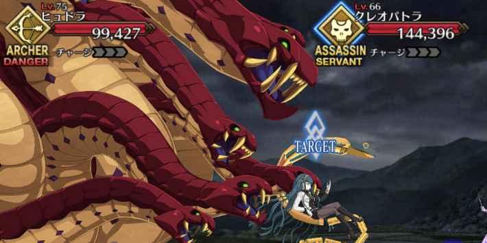 清姫の強化クエスト2画像