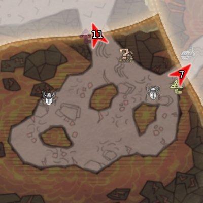 龍結晶の地エリア10