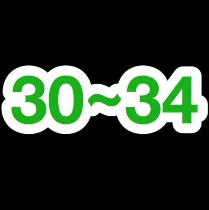 30~34