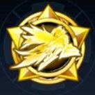 CCメダル黄のアイコン