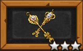 獅子宮の鍵と宝瓶宮の鍵_アイコン