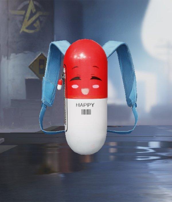 リュック:ハッピーカプセル