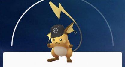 黒帽子ライチュウのイメージ
