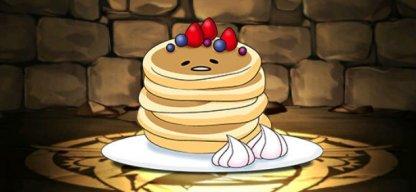 ぐでたまパンケーキの画像