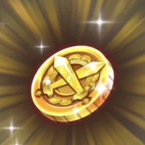 ゴールド討伐コイン