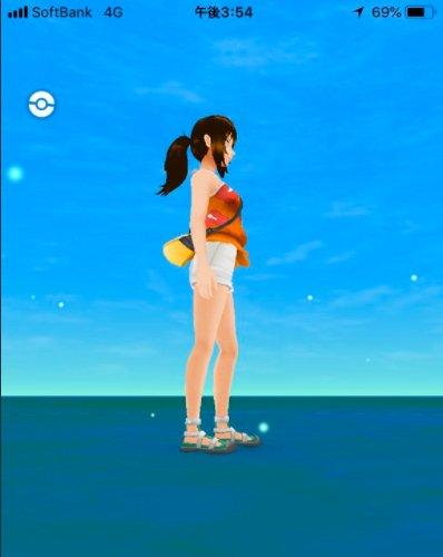 ゲームの起動エラー画像