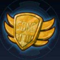 Gメダル黄のアイコン