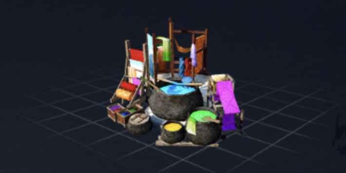 染色工房の画像
