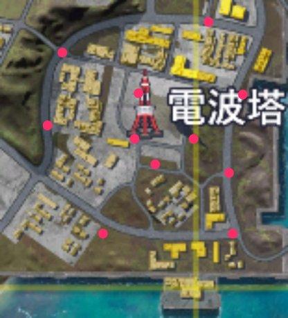 「電波塔」マップ攻略!新マップ「東京決戦」を徹底解説!のアイキャッチ
