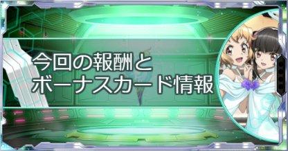 復刻・暁のサンタクロース報酬概要まとめのアイキャッチ