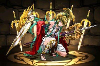 神都の守護者・アテナ -NON-の画像
