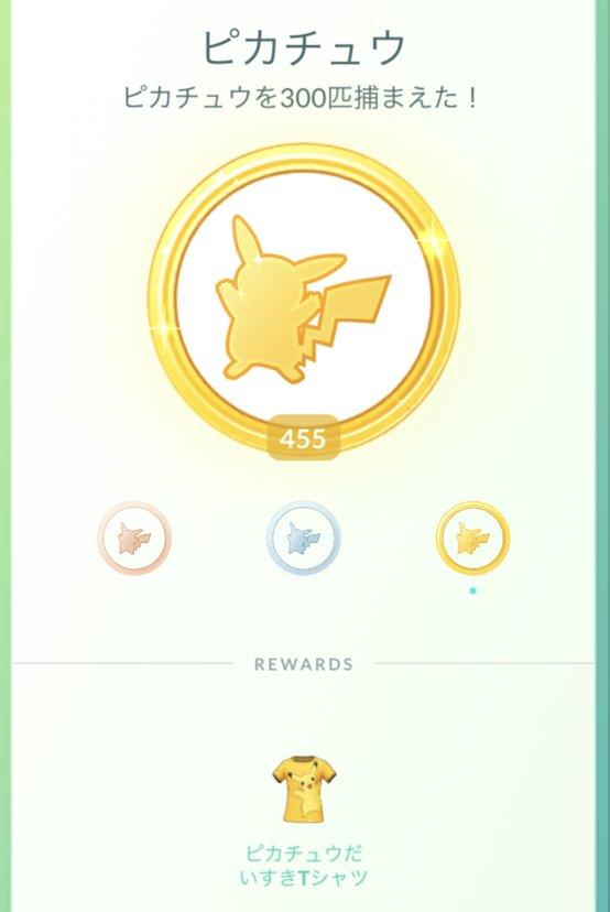 メダル表示
