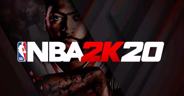 NBA 2K20の画像