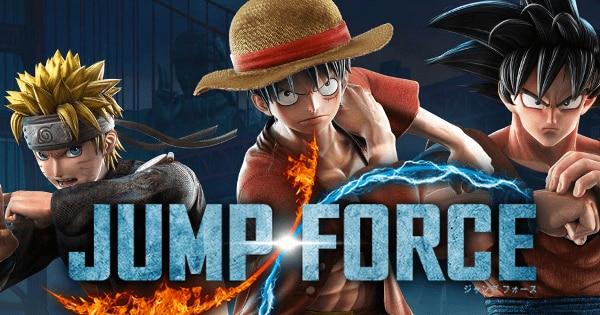 『ジャンプフォース』DLC追加キャラ残り7体が一挙に判明!