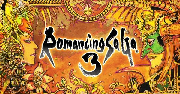 『ロマンシング サガ3』HDリマスター版が本日発売!