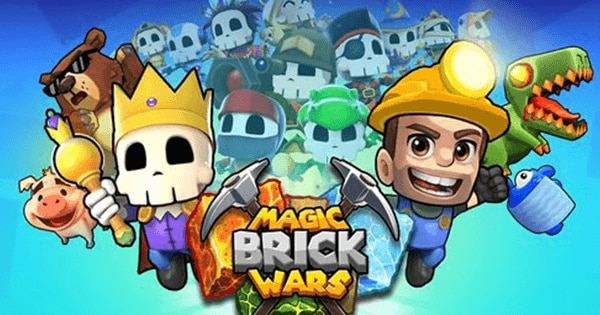 Magic Brick Warsの画像
