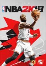 NBA2K18の画像