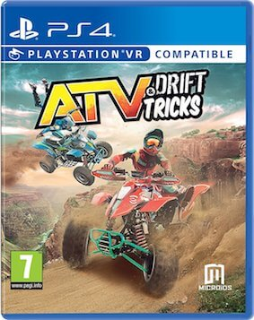TV Drift & Tricks(ATV ドリフト アンド トリックス)の画像