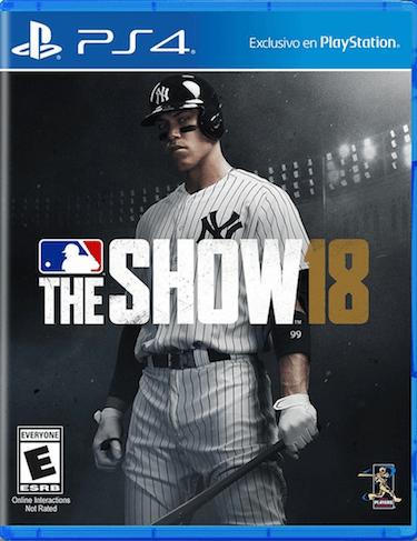 MLB THE SHOW 18(英語版)の画像