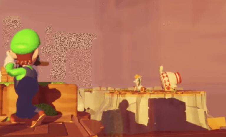 マリオ+ラビッツ キングダムバトルの画像