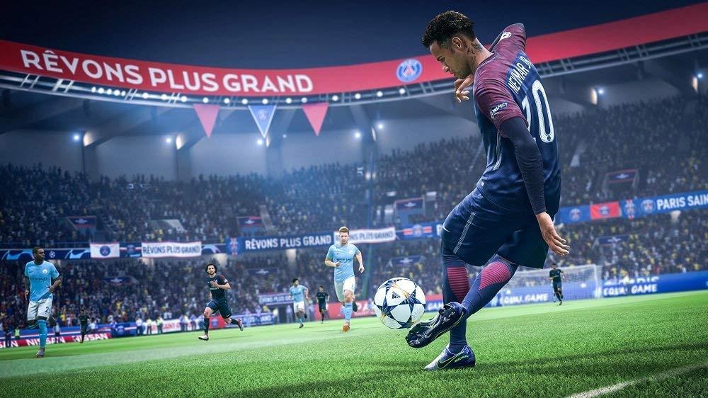 FIFA19の画像