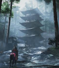 ゴースト オブ ツシマ(仮称)の画像