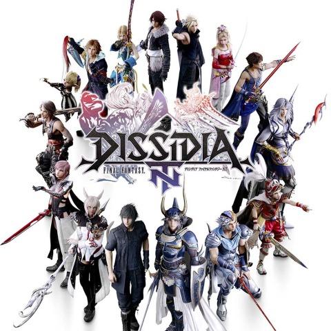ディシディア ファイナルファンタジーNT(DISSIDIA FINAL FANTASY NT)