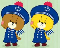 LINE POP2×がんばれ!ルルロロ