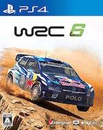 WRC 6 FIA ワールドラリーチャンピオンシップの画像