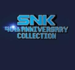 SNK 40th アニバーサリーコレクション