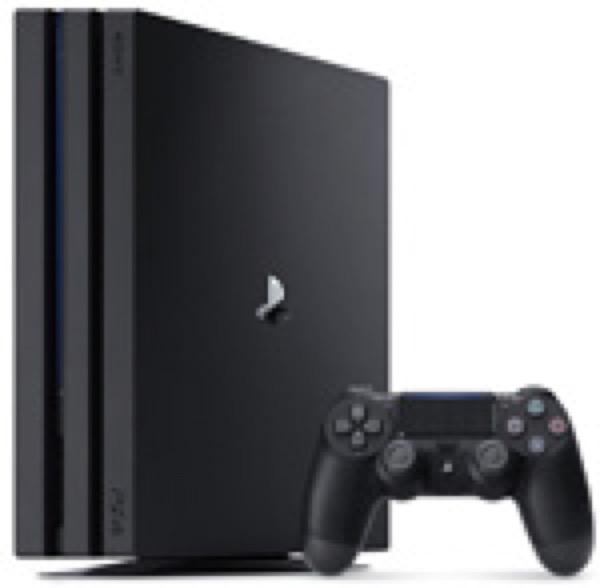 PlayStation 4 Proの画像
